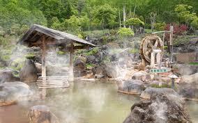 ストレス発散!温泉の画像